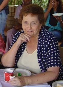 Mrs Marina Opperman sadly passed away