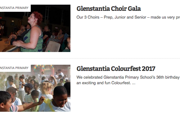 Glenstantia is in AWSUM News!