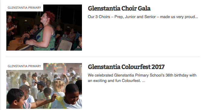 Glenstantia is in AWSUM News!
