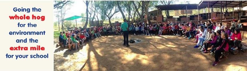 Bush Pigs camp 2018 – Grade 5