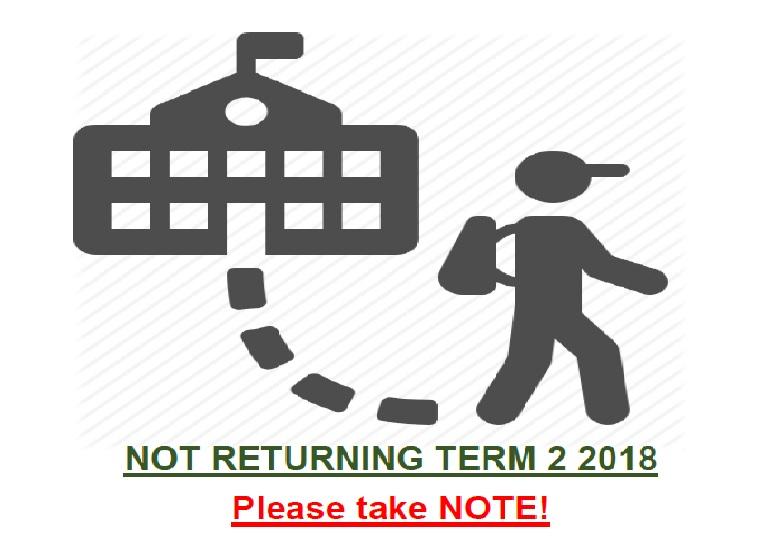 Learner's not returning!