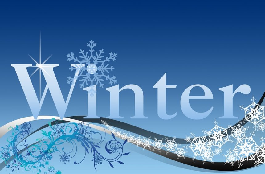 Winter Uniform Time!!