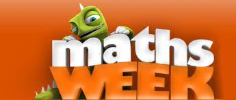 MATHS week!